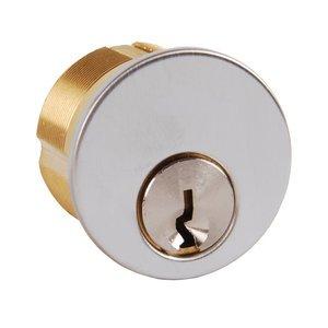 Mortise Cylinder 1'' C Keyway Keyed Alike