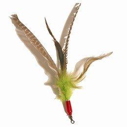 12 Pack of Da Bird Feather Refills, My Pet Supplies