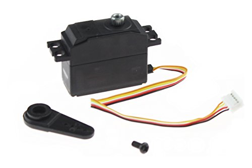 Hooray Service Upgraded Metal Front Rear Differential for Wltoys 12428 12428-0120 12423 RC Car