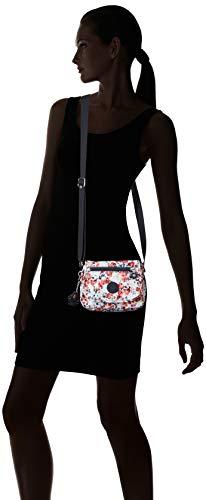 Busy Mini Sabian Cross Handbag Body Blossoms Crossbody Women's Kipling Bag Sparkly Gold 5vXqnUwZ