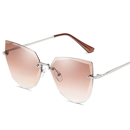 sol de sin gafas la las NIFG Gafas B de personalidad de de marco sol WfwqaAqn