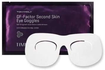 TONY MOLY Timeless gf-factor second skin eye goggles: Amazon.es: Belleza