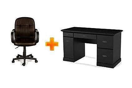Sensational Amazon Com Bundle Set Classic Computer Desk W Filing Squirreltailoven Fun Painted Chair Ideas Images Squirreltailovenorg