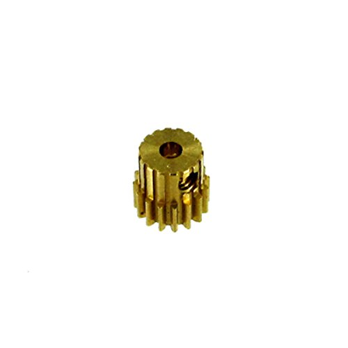 Redcat Racing 16T/.6 Module Brass Pinion Gear