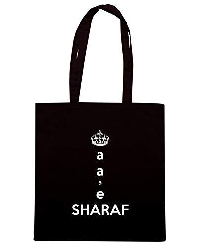 Speed Shirt Borsa Shopper Nera TKC3467 A A A E SHARAF