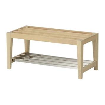 IKEA PARADA - Zapatero, el abedul, el acero inoxidable - 75 ...
