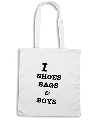 Bianca Shopper Borsa I AND SHOES BAGS BOYS LOVE TDM00113 rqqdZxwcB5