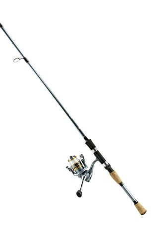 Okuma ROX Spinning Combo (Medium Light), 8-Feet 6-Inch
