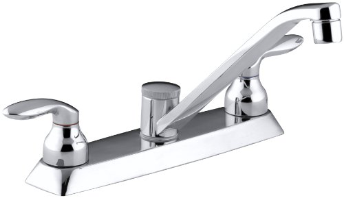 Kohler One Handle Faucets - 9