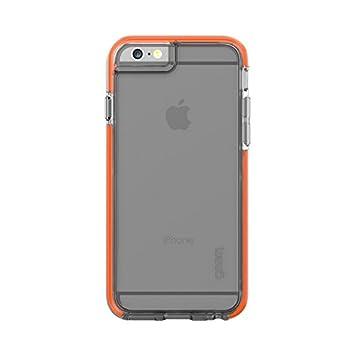 Gear4 D3O IceBox Shock Funda para teléfono móvil Transparente - Fundas para teléfonos móviles (Funda, Apple, iPhone 6/6s, Transparente)