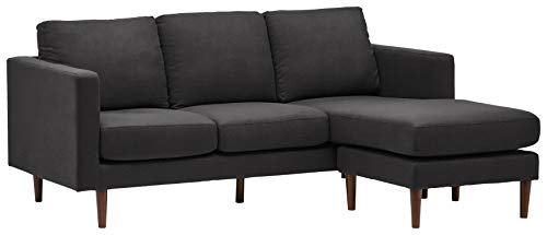Reversible Chaise Sectional, 80