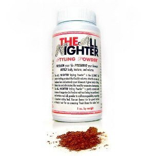 The All Nighter Styling Powder - Brown/Brunette by The All Nighter Styling Powder