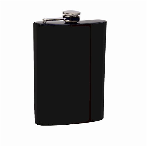Top Shelf Flasks Stainless Steel Hip Flask
