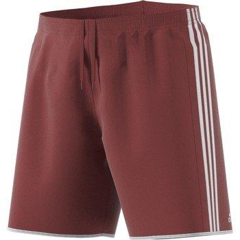 サッカーAdidasメンズTastigo 17 Shorts B01M0OTY4C X-Small Mystery Red/White Mystery Red/White X-Small
