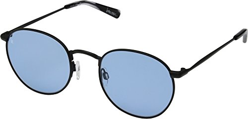 RAEN Optics Unisex Benson 51 Black/Ash/Blue One - Sunglasses Benson