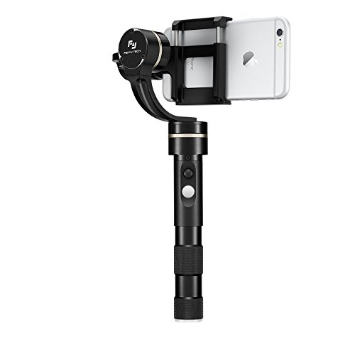 Feiyu Tech G4 Pro 3-Axis Handheld Stabilized Gimbal for iPhone, Android & other Smartphones by FeiyuTech