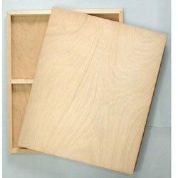 ARTETJE 木製パネル A4