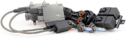 H10-9145 Morimoto Elite HID Kit System With XB35 35W Ballasts and XB35 H10-9145 5500K Bulbs