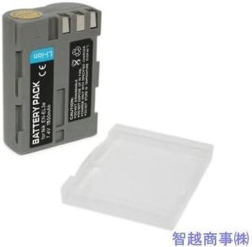 BC131→Nikon D100 D100SLR D300 D300S D50 Nikon EN-EL3e D50S D70 D700 D80 D90 互換バッテリ-