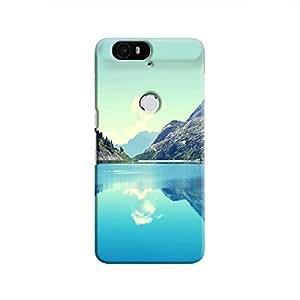 Cover It Up - Beautiful Lake Nexus 6P Hard Case