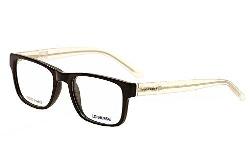 Price comparison product image Converse Eyeglasses Q042 Q / 042 Black Fashion Full Rim Optical Frame 52mm