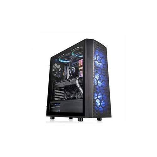 THERMALTAKE Versa J24 Tempered Glass RGB Edition Mid-Tower Retail/CA-1L7-00M1WN-02 /