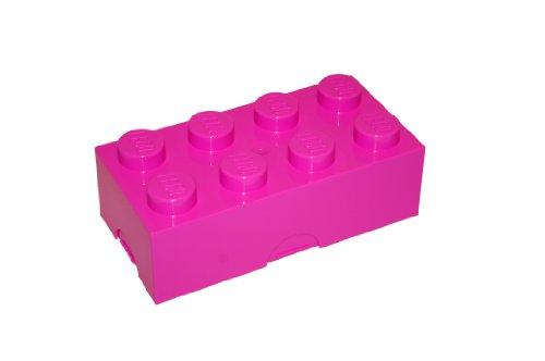 LEGO Lunch Box Medium Pink