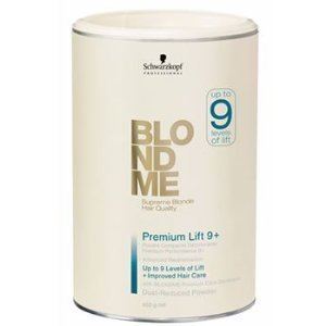 Schwarzkopf Professional Blond Me Premium Lift 9 - 15.9 oz (Level 20 Developer compare prices)
