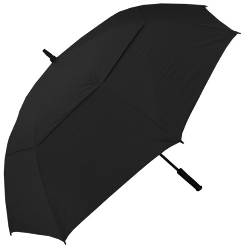 RainStoppers Double Canopy Golf Umbrella