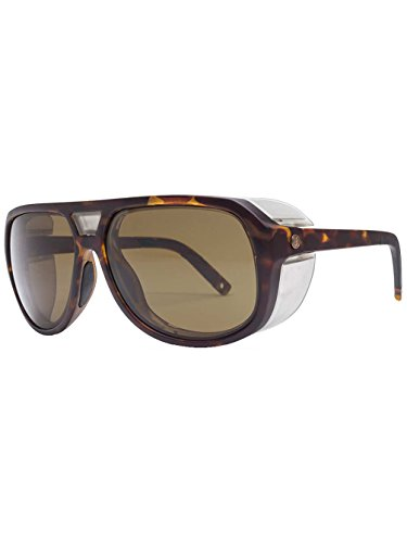 Electric Stacker Sunglasses, Matte-Tort/Ohm-Plus-Bronze, OS