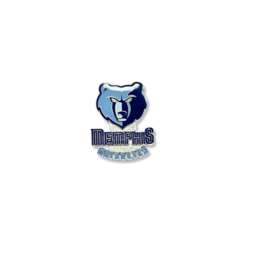 (NBA Memphis Grizzlies Logo Pin)