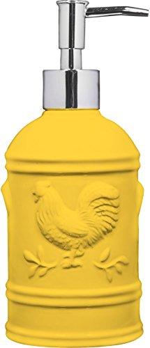 yellow lotion dispenser - 2