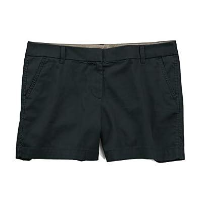 "J. Crew - Women's - 5"" Chino Shorts (Multiple Color/Size Options)   Amazon.com"
