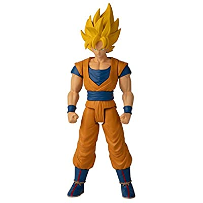 Dragon Ball Super - Super Saiyan Goku Limit Breaker 12 inch Figure: Toys & Games