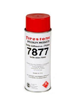 Firestone Spray Adhesive 7877 - 22.4 Fl Oz Pond Liner Primer ()