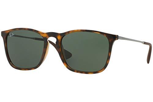 3e8c890cf Óculos de Sol Ray Ban Chris Rb4187l 710/71/54 Tartaruga