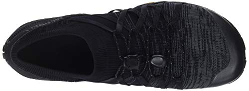 Merrell Black 4 Women's Trail Shoes Glove Black Black All Knit All Fitness PrHPxqZw