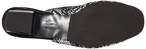 Black Quilted Trotters Dea Women's Pump qxwYU7