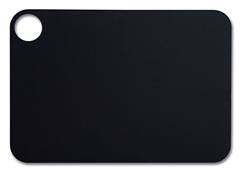 Arcos Cutting Board, 12 by 9-Inch, Black