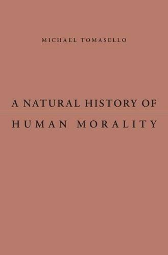 Tomasello A Natural History Of Human Thinking