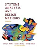 Systems Analysis and Design, Whitten, Jeffrey L. and Bentley, Lonnie, 0256074933
