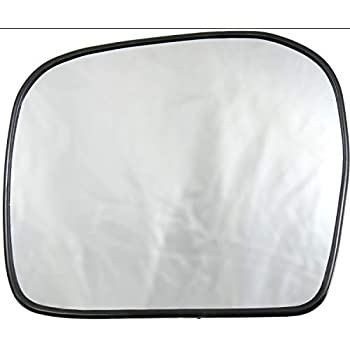 2000-2004 TOYOTA TACOMA Driver Side Replacement Mirror Glass 2000-2002 TOYOTA 4RUNNER