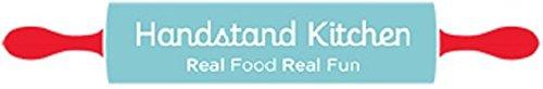 Handstand Kitchen Child's Popcorn Aplenty Print 100% Cotton Apron, Mitt and Chef's Hat Gift Set by Handstand Kitchen (Image #4)