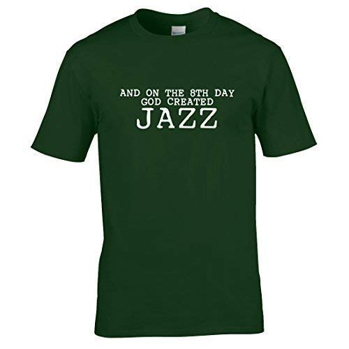 Bosco God The shirt On Giorno Verde T Jazz 8 Created B4xUqnH6