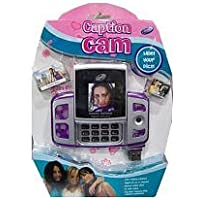 3-in-1 Caption Digital Camera - Pink