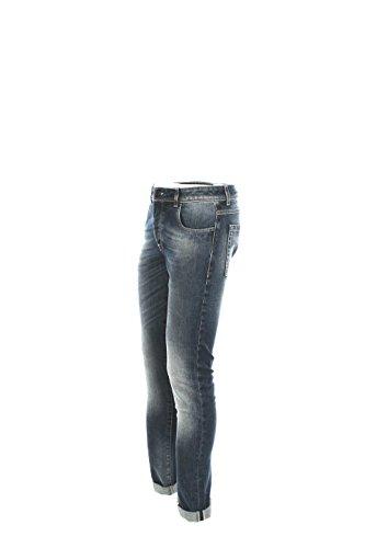 Jeans Uomo Camouflage 32 Denim Bs Better17 M713 Autunno Inverno 2016/17