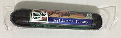 Hillshire Farm Beef Summer Sausage, 20 Ounces (1.25 LB)