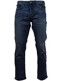 Mens Premium Slim Performance Stretch Light Wash Jeans