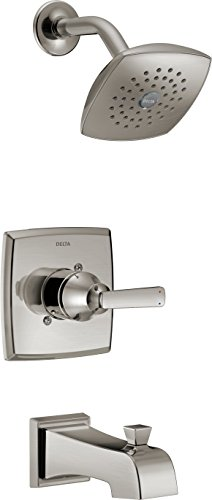 Delta Faucet T14464-SS Ashlyn Tub/Shower Trim, Stainless by DELTA FAUCET