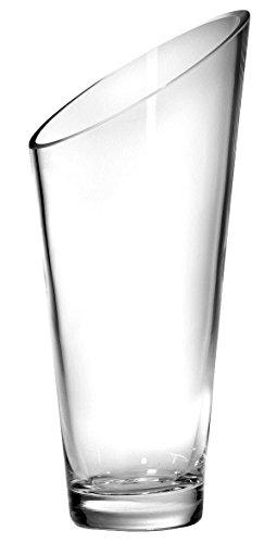 Poland Crystal Vase - Barski Glass - Handmade - 12